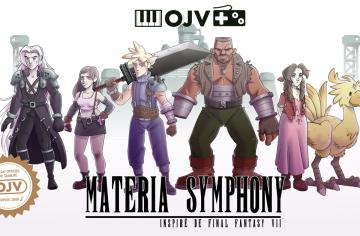 Nouveau report de Materia Symphony